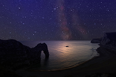 Mike Chorlton Durdle Door at Night.websize