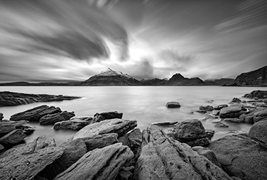 Phil Durkin The Cuillin Range From Elgol websize