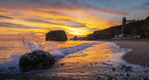 Sunrise in Marsden Bay websize
