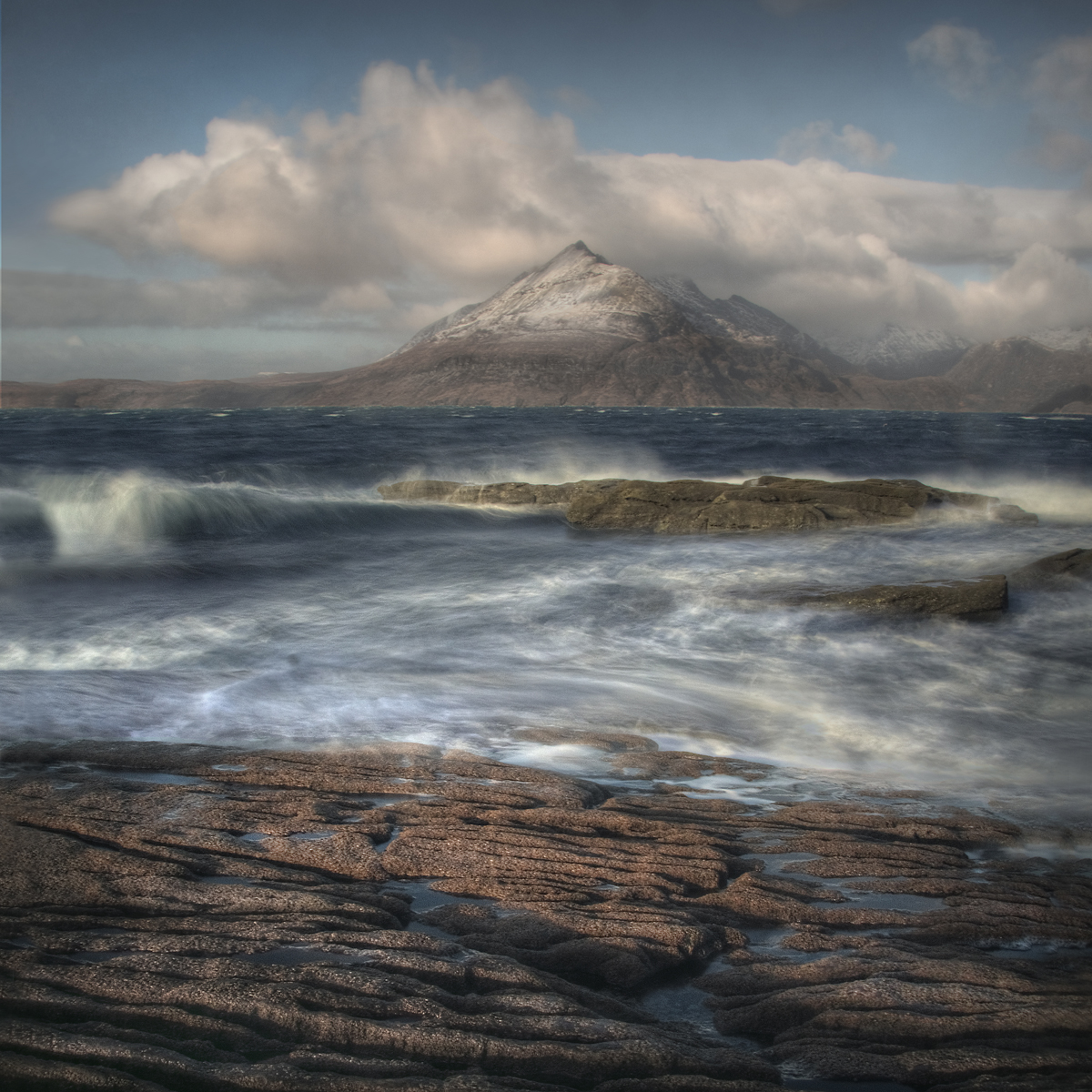 Mike Williamson Cuillin View Skye for website